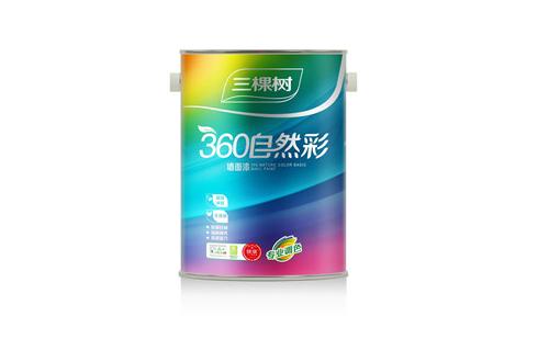 360自然彩墙面漆